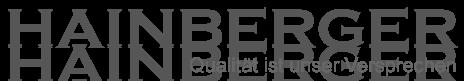 Hainberger.de - qualitativ hochwertige Tintenpatronen und Lasertoner-Logo